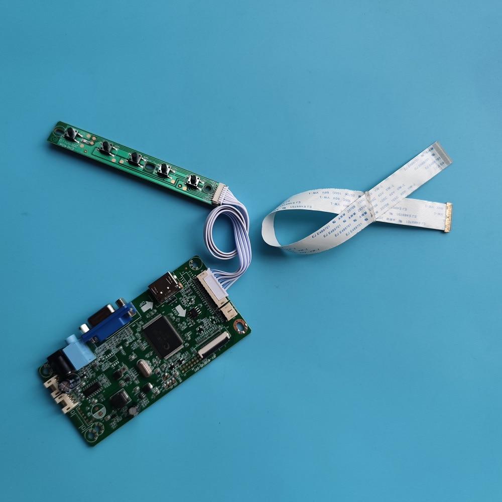 ل B173HAN01.0 1920*1080 تحكم مجلس عدة VGA LCD سائق HDMI متوافق 17.3