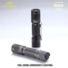 Skilhunt E2A-minilinterna LED de bolsillo compacta EDC, 14500/AA, 600 lúmenes, novedad