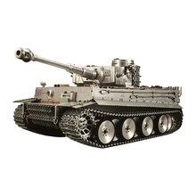 Henglong 1/8 Skala Hohe Simulation Full Metall Deutsch Tiger ICH RTR RC Tank Modell 3818 TH16450-SMT2