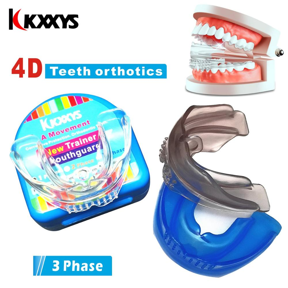T4A Adult Orthotics Teeth Whitening Tool Tooth Orthodontics Braces Orthodontic Retainers Alignment Trainer