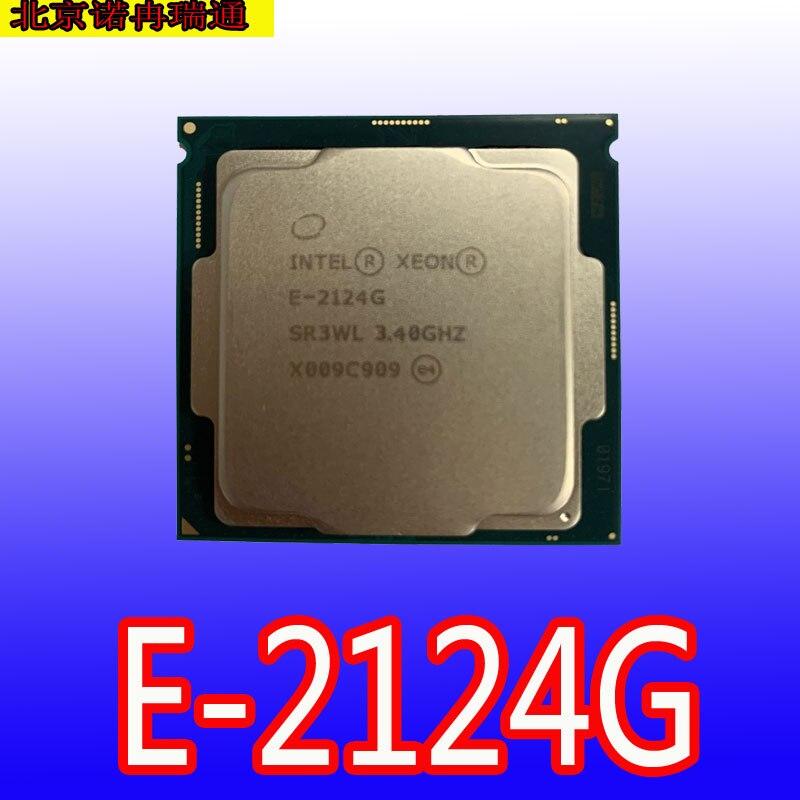 CM8068403654114S R3WL وحدة المعالجة المركزية-Xeon E-2124G ذاكرة التخزين المؤقت 8 متر ، 4.50 جيجا هرتز