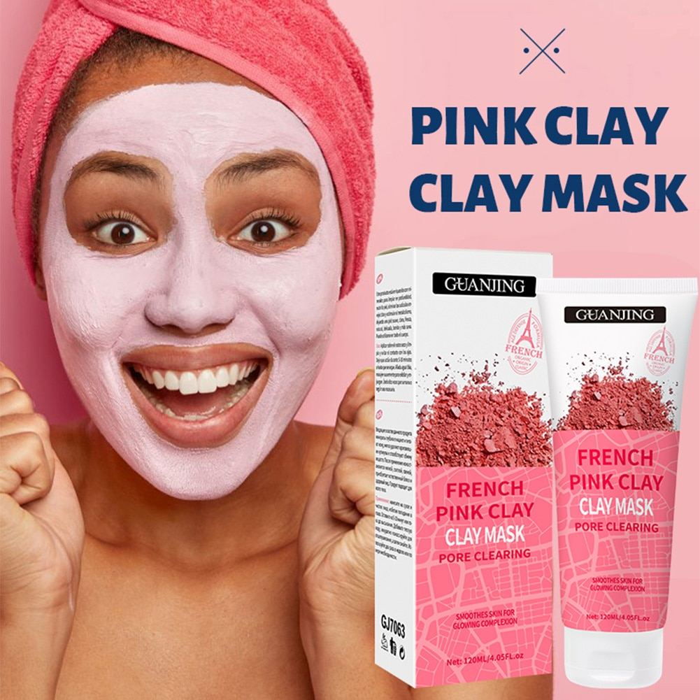 Face Mask Muscle Mud Mask Deep Cleansing Remove Blackhead Acne Removal And Shrink Pores Mask Facial