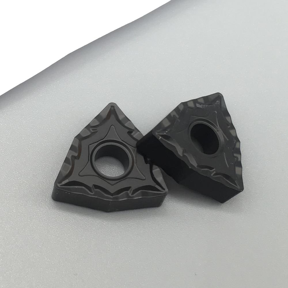 10PCS WNMG080408 CQ FT4125 AccesoriosDeTorneria Steelparts MachineToolAccessories ForTurningToolsCarbideturninginserts 10pcs wnmg080408 cq ft4125 accesoriosde