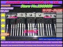Aoweziic 2019 + 10 PCS-50 PCS 100% nuovo originale importato IRF640 IRF640PBF TO-220 MOS FET 18A 200V