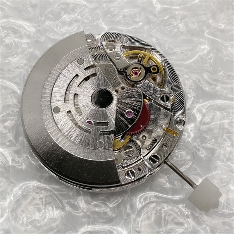 China clone SH 3135 movement automatic mechanical movement men watch clock movement Replacement Accessories VR3135