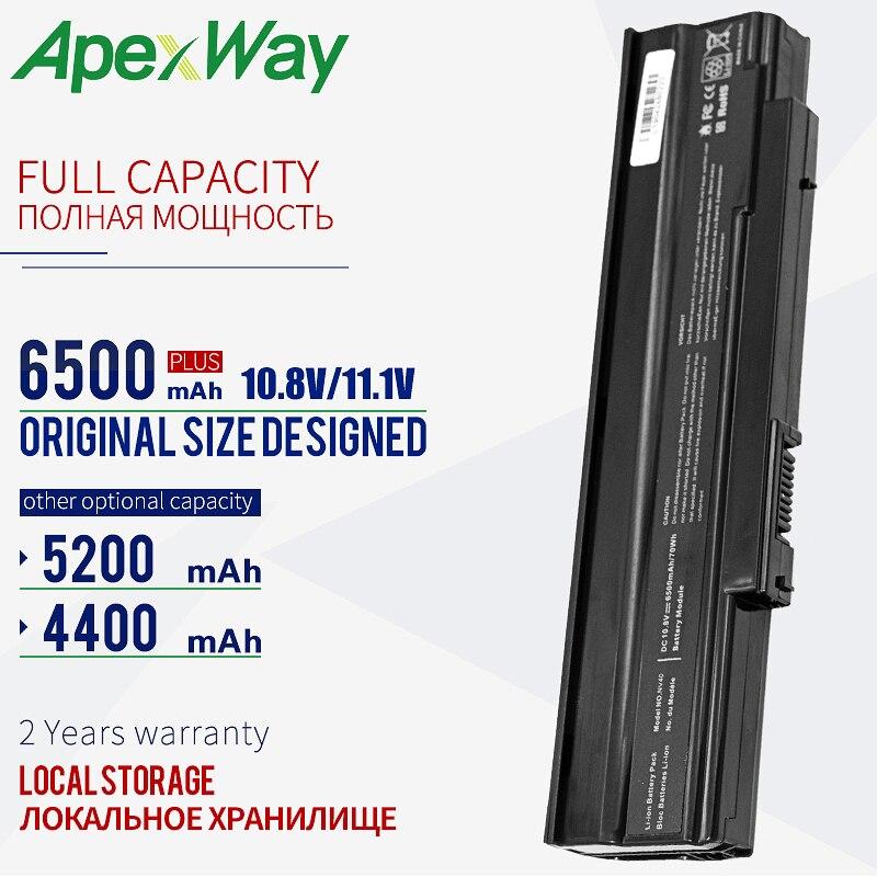 11,1 V batería para ordenador portátil, AS09C71 para Acer Extensa 5235, 5635, 5635, 5635G 5635Z para Gateway NV42 NV44 NV48 serie NJ31 NJ32 NJ65 NJ66