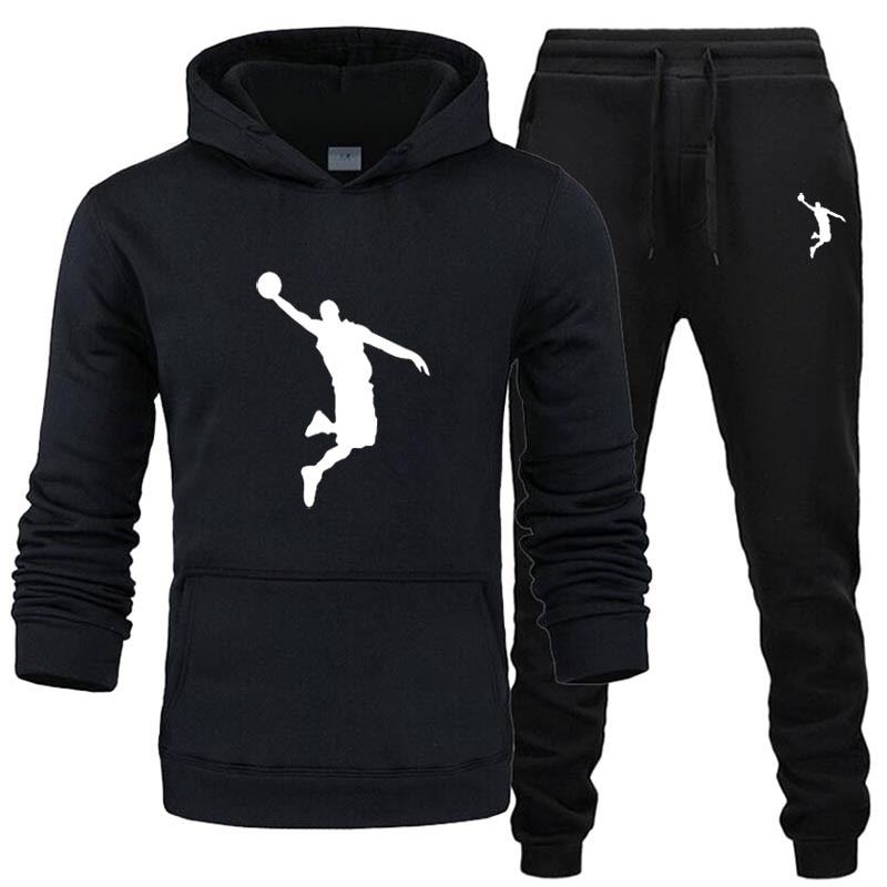 Коллекция 2021 года, мужские повседневные спортивные толстовки Nieuwe мужские с капюшоном + Broek мужские толстовки для бега на открытом воздухе