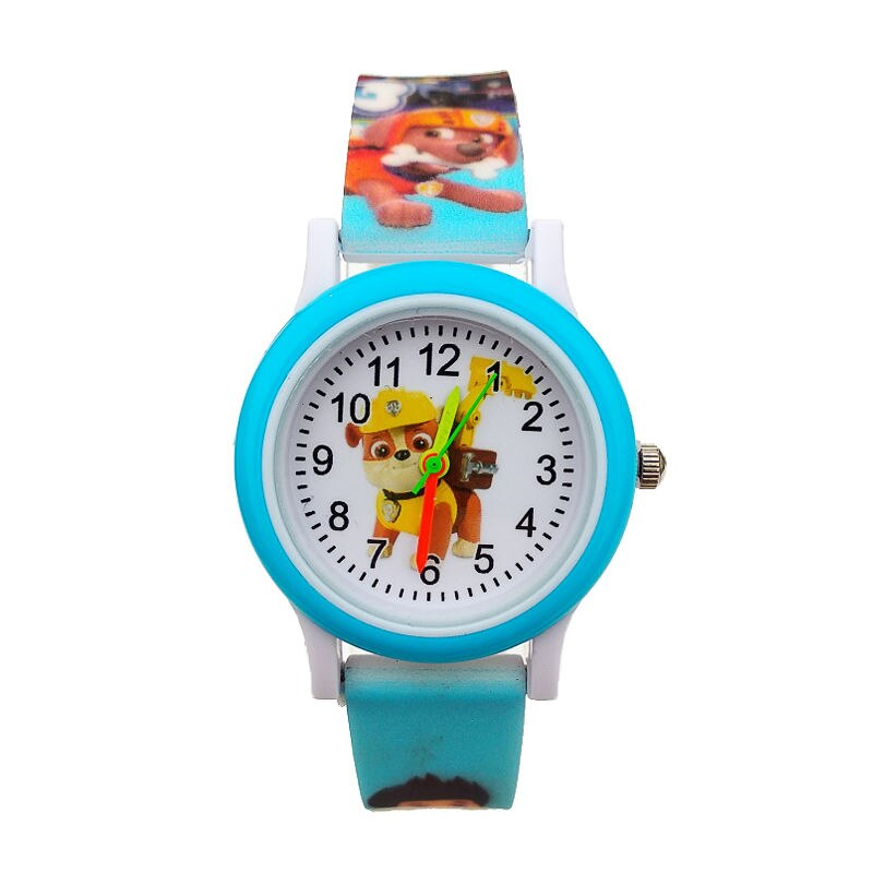 children watch spiderman sets cartoon kids part set watches wallet 3d cartoon child wristwatch and purse for boys girls students Cartoon Dog Team Children Quartz Watches Electronic Boys Wristwatch Girls Birthday Party Child Gift Clock Baby Kids Watch