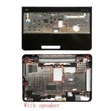 Laptop Cover Voor Dell Inspiron 15R N5110 M5110 39D-00ZD-A00 Bottom Case Cover Met Speaker/Zonder Luidspreker & Palmrest Bovenste cover
