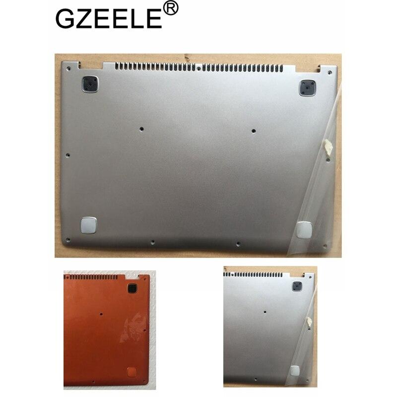 GZEELE جديد لينوفو ل ثينك باد اليوغا 11S أسفل قاعدة غطاء الغطاء السفلي شل 90202821 البرتقال AP0SS000400 الفضة AP0T4000110