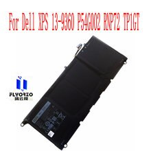 100% Brand new high quality 60WH/8085mAh PW23Y battery For Dell XPS 13-9360 P54G002 RNP72 TP1GT Lapt