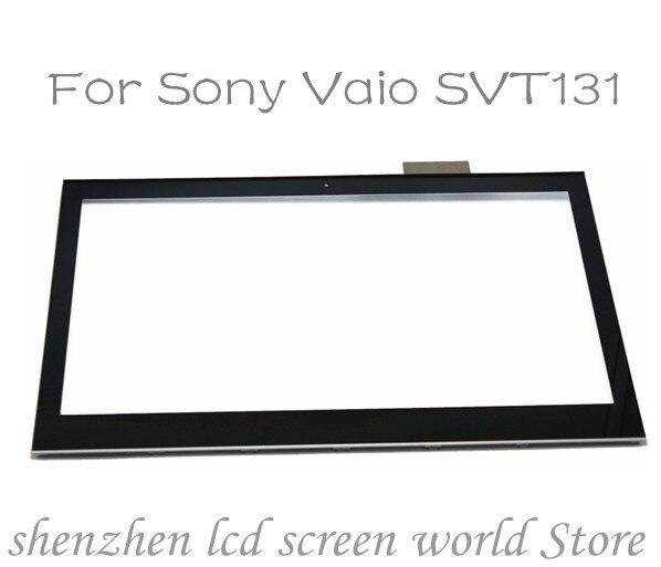 """Novo 13.3 """"digitador da tela de toque vidro para sony svt13 svt131 série svt131a11m svt131a11u svt131a11l svt131a11w substituição"""