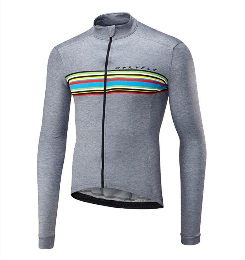 Camiseta térmica de manga larga para hombre, maillot de ciclismo de montaña,...