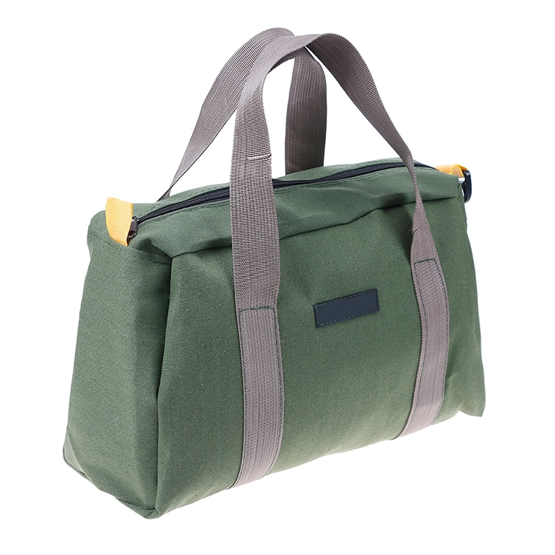 Hot NEW 3Sizes Oxford Mechanics Tool Bag Canvas Multi-function Storage Hand Tool Bag