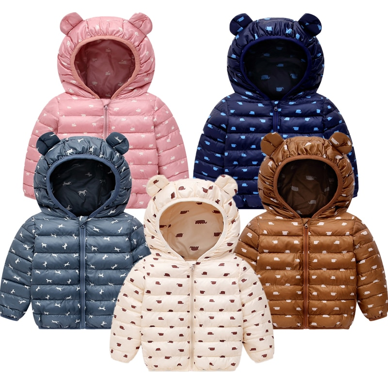 Новинка; детский зимний комбинезон; зимняя хлопковая куртка; зимняя детская одежда; парка с капюшоном для младенцев; зимняя одежда для малыш...