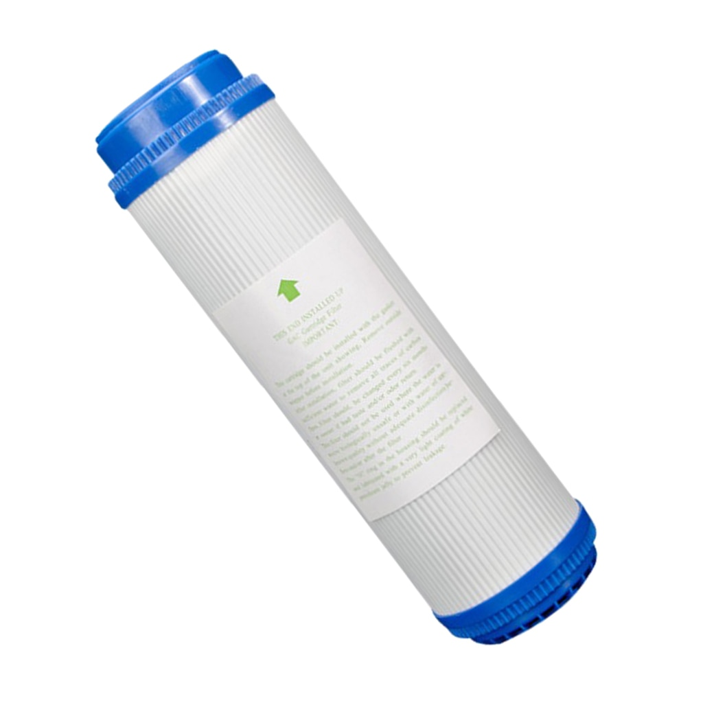 10 inch Granular Activated Carbon Water Filters Sediment Carbon Reverse Osmosis Filter Replacement Household Water Filter