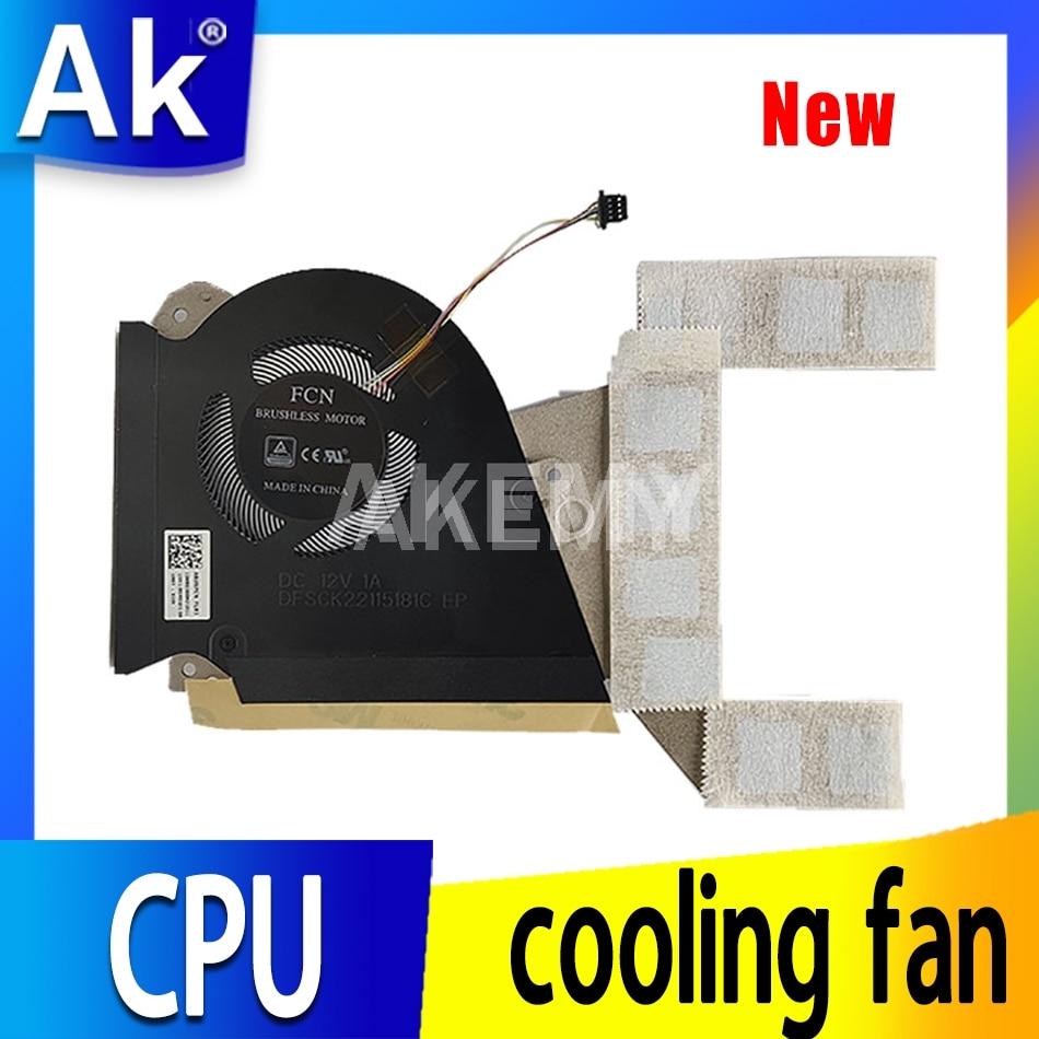 مبرد GPU لـ ASUS ROG Zephyrus S GX531GS GX531GWR GX531GW GX531GV GX531G GX531 ، مروحة تبريد 12 فولت