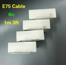 10 Stks/partij Originele 8ic 1M/3FT E75 Chip Usb Data Kabel Sync Charger Voor 6 6S 7 8 8Plus Xr Xs Max Met Nieuwe Pakket