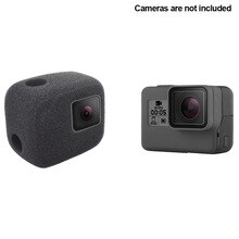 Eco-friendly Outdoor Windscreen Dust Resistant Sponge Cover Sports Camera Wind Accessories Slayer Fo