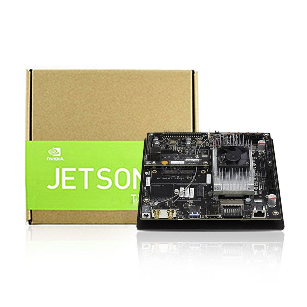 NVIDIA Jetson TX2 Developer Kit AI Solution for Autonomous Machines 8 GB L128 Bit DDR4 Memory enlarge