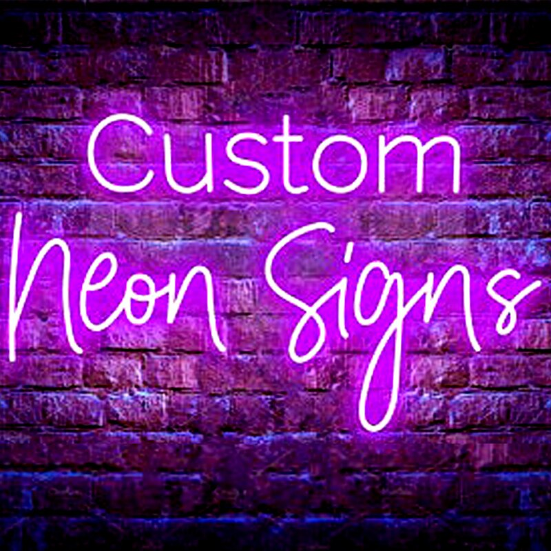 This Is Where The Magic Happens Neon Sign Can Custom  Neon Flex Light Sign For Home Room Wall Decor Bedroom Decoration enlarge