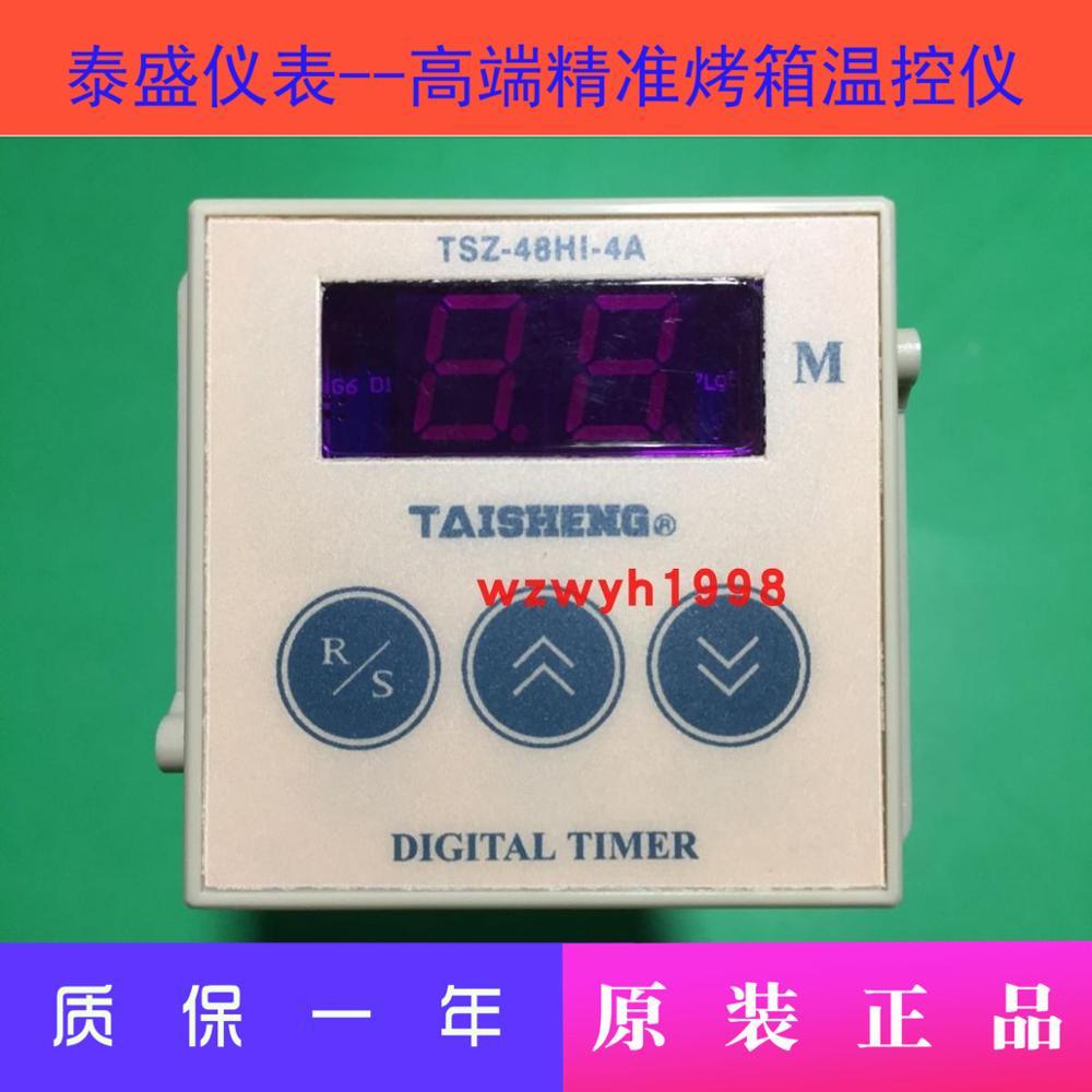 Oven timer TAISHENG TSZ-48HI-4A time relay TSZ-48HI-4A