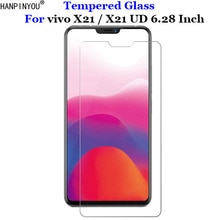 For vivo X21 Tempered Glass 9H 2.5D Premium Screen Protector Film For vivo X21UD 6.28