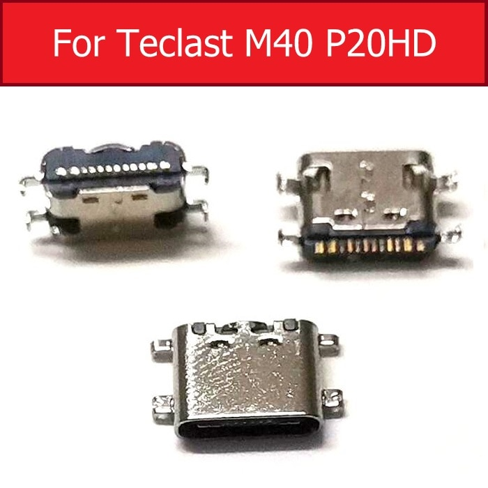 USB Charger Jack Port For Teclast M40 P20HD P20 10.1 Inch USB Charging Plug Dock Socket Replacement Parts
