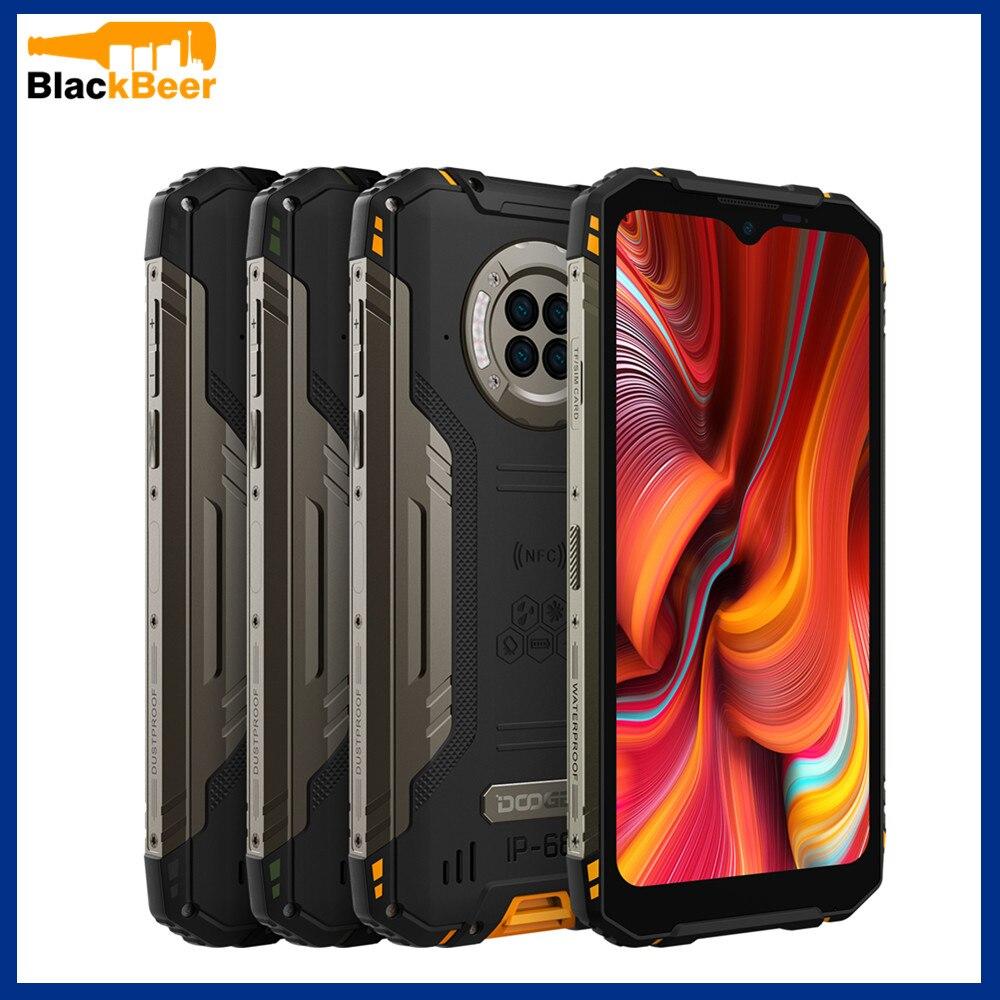 DOOGEE S96 Pro прочный мобильный телефон на Android 6,22 дюйм IP68 водонепроницаемый смартфон Восьмиядерный 8 ГБ 128 Гб мобильный телефон 48MP Al камеры 6350 мАч