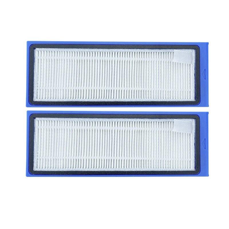 2 pçs filtro hepa para eufy l70 robotvacuum cleaner acessórios
