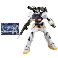 bandai gundam model kit anime figure pb limited hg 1144 rx 78 6 g06 mudrock genuine gunpla action toy figure toys for children