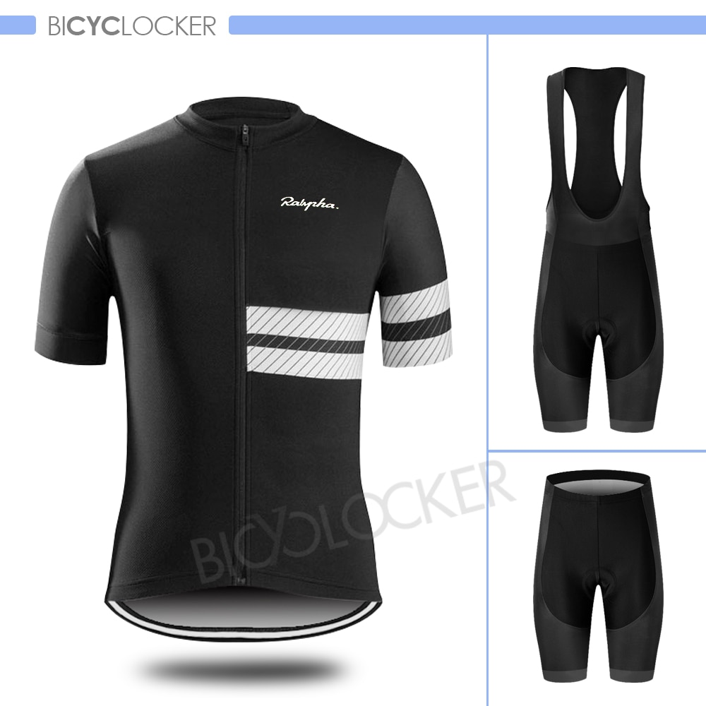 Ciclismo roupas de ciclismo masculino maillot masculino conjuntos manga curta bicicleta jérsei conjunto ciclo terno ciclismo jérsei 2020