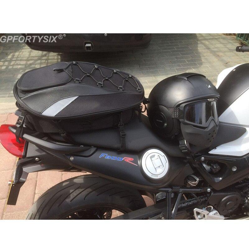Alpine impermeable, bolsas de asiento trasero para motocicleta, bolsa de cola, bolsa de asiento trasero para moto, estrellas, Motocross, mochila para casco todoterreno