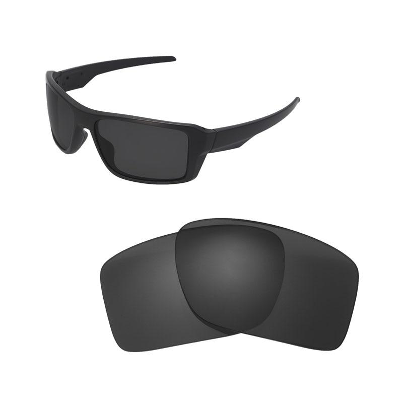 Фото - Walleva Polarized Replacement Lenses for Oakley Double Edge Sunglasses USA shipping очки oakley oakley c 3 double edge черный onesize