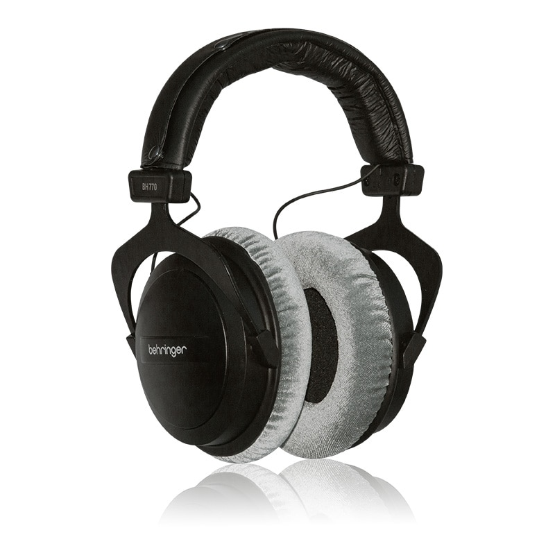 BEHRINGER head-mounted DJ high-power monitor bass monitor HPX6000 headphones BH770 professional head-mounted monitor headphones enlarge