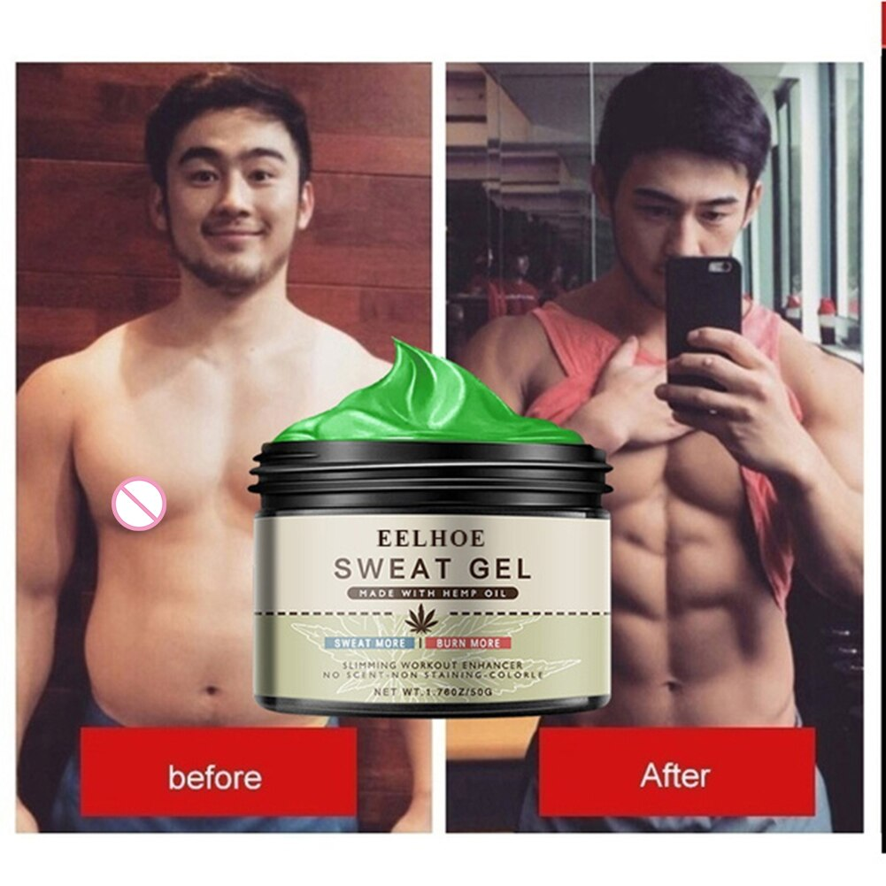 Men Women Slimming Cream Body Anti-cellulite Weight Loss Cream Fat Burning Belly Muscle Tighten Supplement Cream