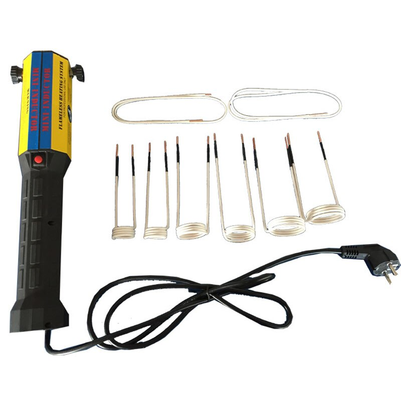 1000 واط المغناطيسي جهاز تسخين حثي مزيل الترباس آلة إصلاح أداة المسمار أداة الترباس أداة إزالة الحرارة عدة.