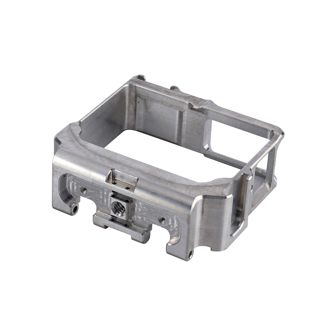 factory OEM supply High precision 6061 aluminum part machining metal parts cnc rapid service aluminum pr
