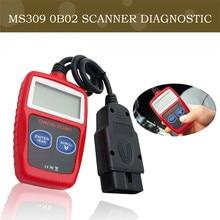 Автомобильный сканер OBD MS309, автомобильный диагностический сканер, Автомобильный анализатор двигателя, считыватель кодов, сканер для ремонта автомобиля, инструмент, аксессуары
