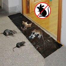 1.2M souris conseil collant Rat colle souris piège colle conseil souris receveur piège Non toxique antiparasitaire rejeter souris tueur Rat pièges