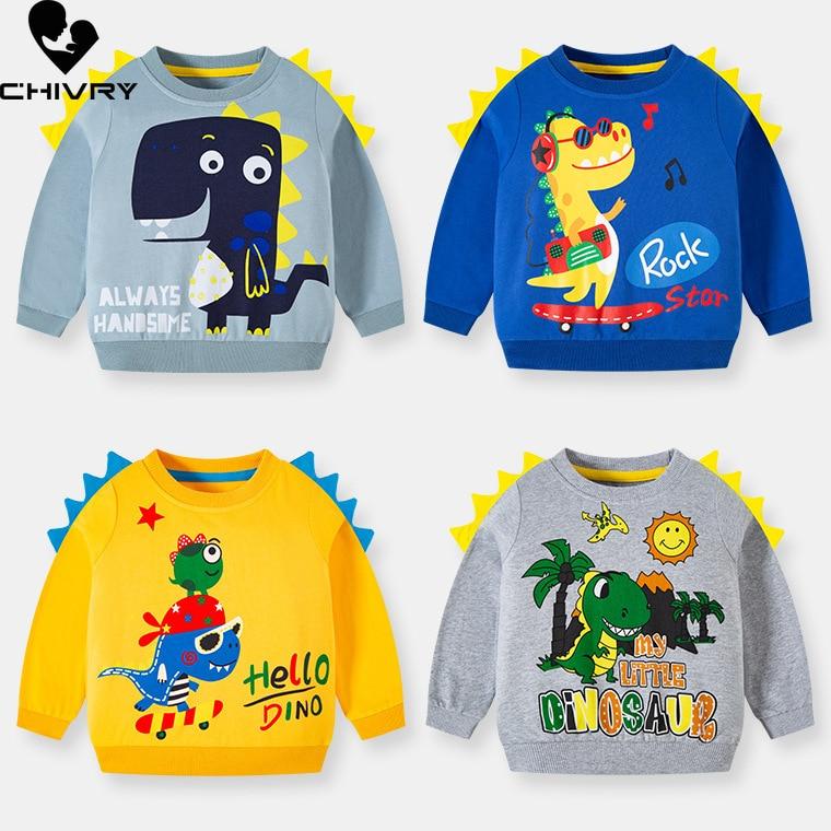 Новинка 2021, Детские осенне-зимние толстовки, свитшоты, Женский пуловер с круглым вырезом и принтом, топы, свитшоты, спортивная одежда