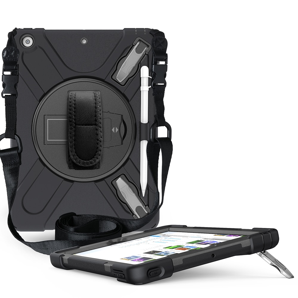 Armor A2428 A2429 10.2 for Cover A2270 Shokproof A2198 A2200 A2197 Kids Case Heavy iPad