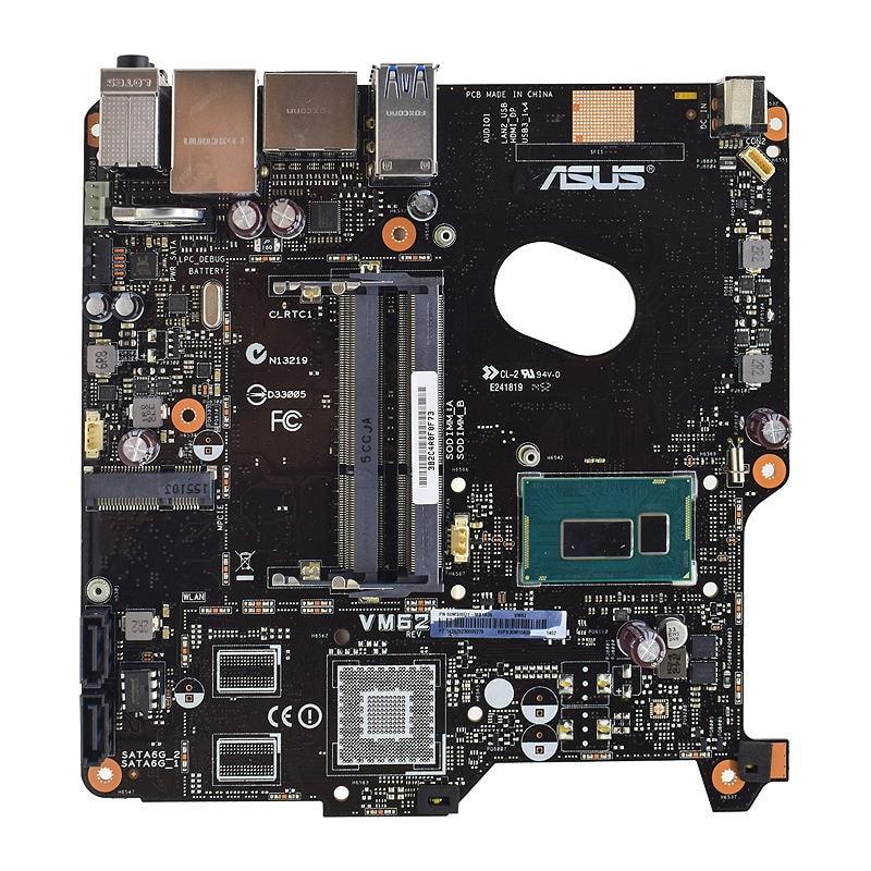VM62 For ASUS Desktop Mothebroard mini itx DDR3 RAM Memory 2957U CPU used mothebroard computer accessories