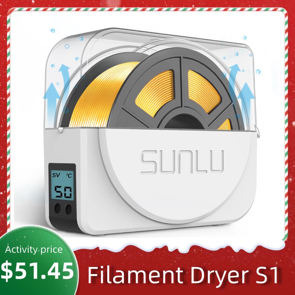 Filament Dryer S1 Hot Sale FilaDryer Drying Box Storage Saving Arid Material Machine FDM 3D Printer Accessories Parts