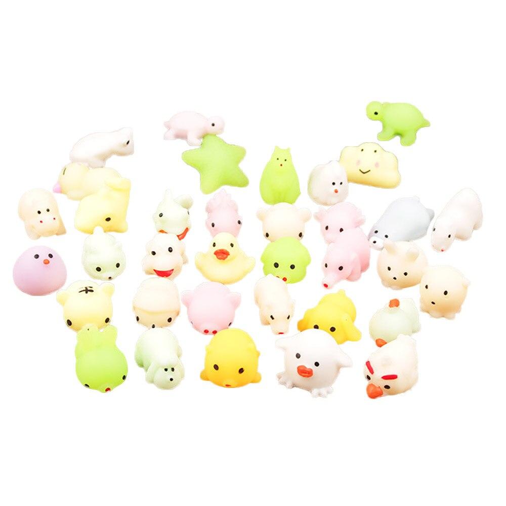 #15 миленькие в японском стиле («Каваий»), красивые, милые Моти Cat Squeeze Исцеление дети весело Kawaii игрушка для снятия стресса в фиджет-антистресс игрушки подарки для 2021