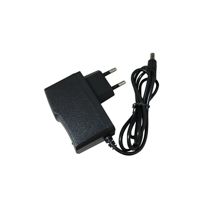 AC 100-240 В DC умное зарядное устройство 4,2 V 1A 2A для 3,6 V 3,7 V 1S Li-Ion Li-po 18650 зарядное устройство для фар адаптер питания