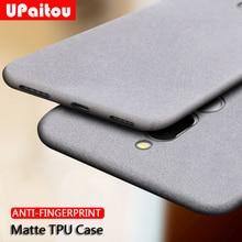 UPaitou Case for Meizu M9 M8 M6 M5 Note 9 M5S M6S V8 Lite Anti Fingerprint Case Soft Silicone Matte Thin TPU Cover for MEIZU M6S