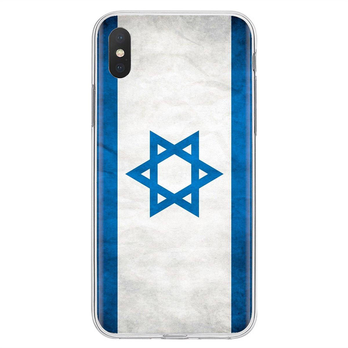 Funda de silicona para teléfono bandera de israel banners nacionales para Samsung Galaxy A3 A5 A7 A9 A8 Star Lite A6 Plus 2018 2015 2016 2017