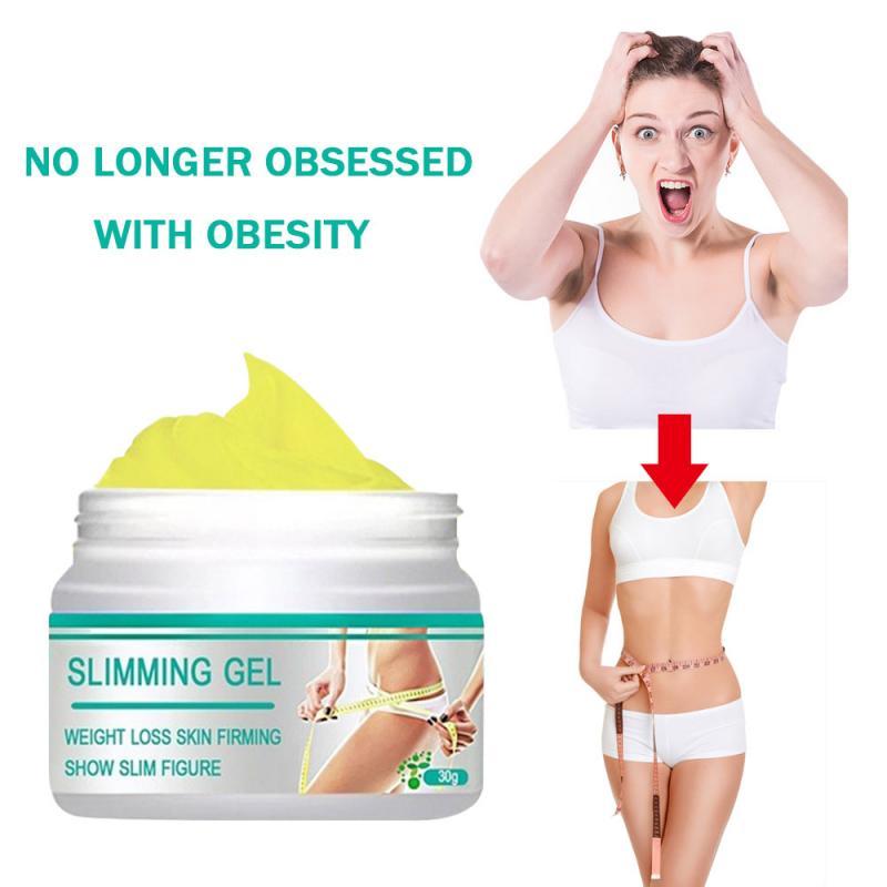 Slimming Cream Fast Burning Fat Lose Weight Cream Natural Navel Cream Body Shaping Cream Fat Leg Slim Burning Gel healthy care