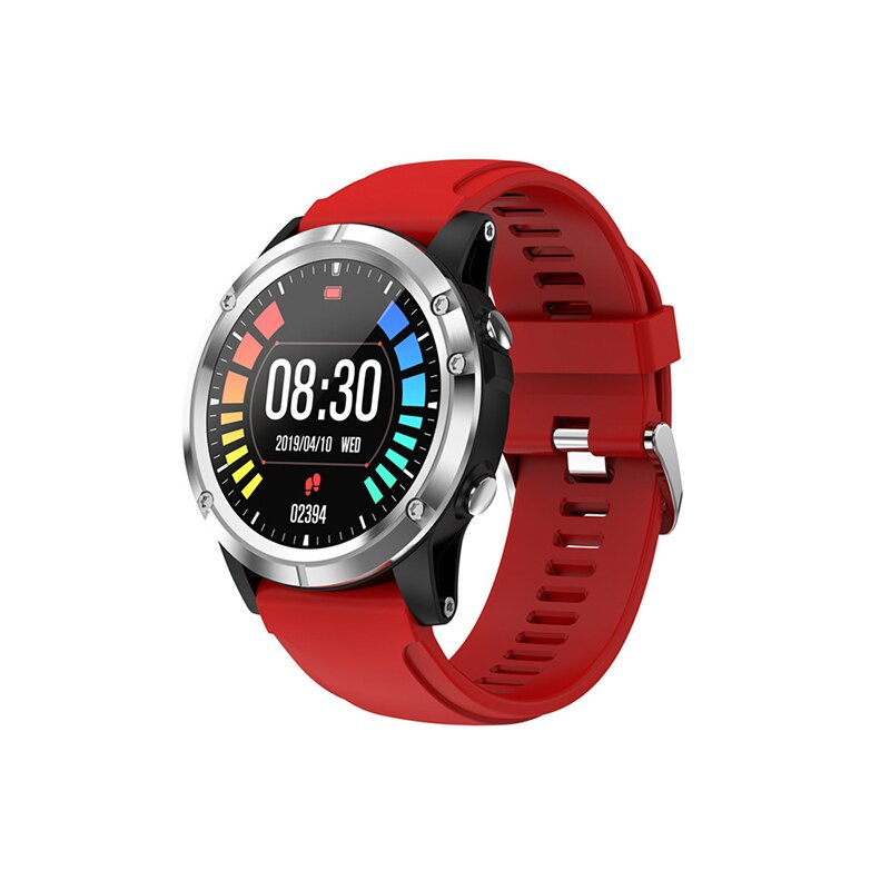 T5 بلوتوث الموسيقى ساعة ذكية الرجال 1.28 بوصة IP67 مقاوم للماء الرياضة لنظام أندرويد IOS شاومي هواوي أبل ساعة ذكية النساء